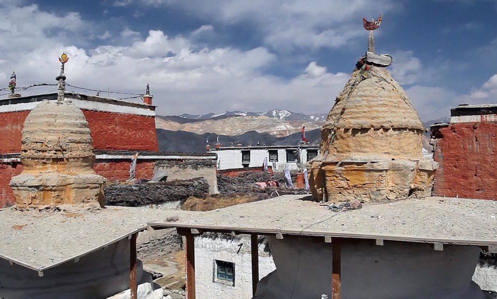 Upper Mustang Damodar Kunda trek
